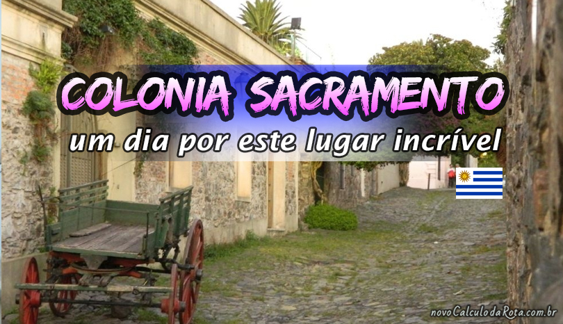 Colonia del Sacramento no Uruguay - 1 dia de passeio