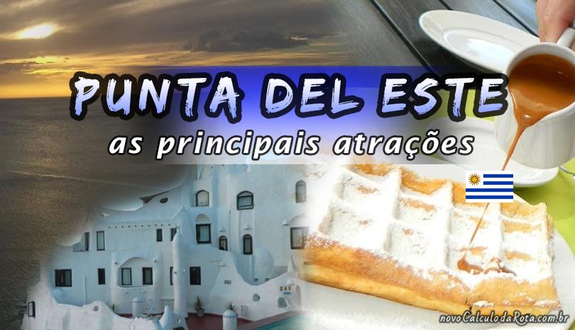 Punta del Este - Uruguay - Principais atrações